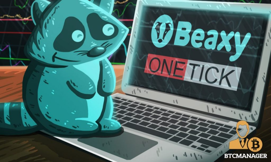 Beaxy and OneMarketData 1120x669 1 1024x612 - What is Beaxy? The Review